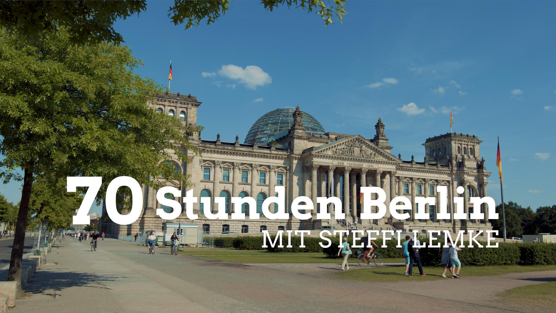 70 Stunden Berlin