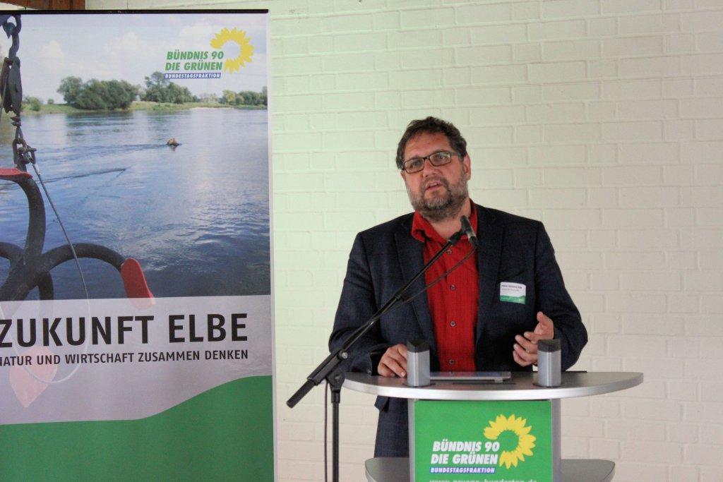Elbetagung 26.06.2015 Magdeburg - Peter Meiwald
